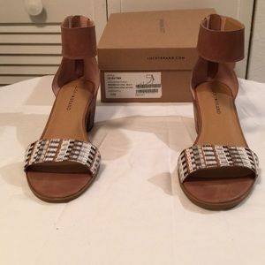Lucky Brand sandal, new w/o tags